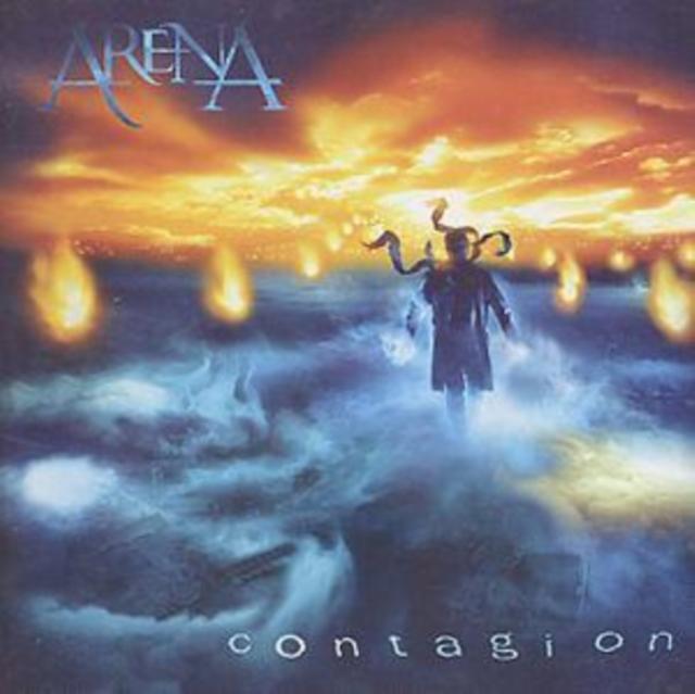 Arena - CONTAGION (Contagion) (CD / Album)