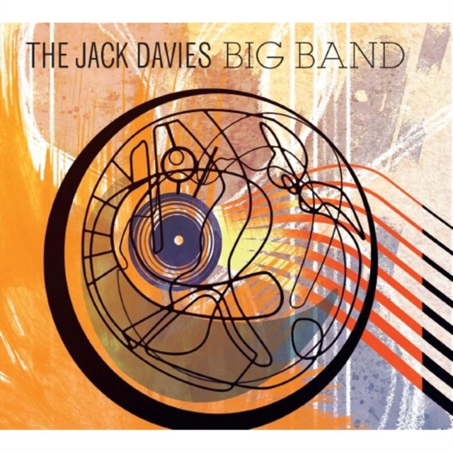 The Jack Davies Big Band (The Jack Davies Big Band) (CD / Album)
