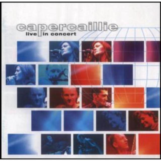Live In Concert (Capercaillie) (CD / Album)