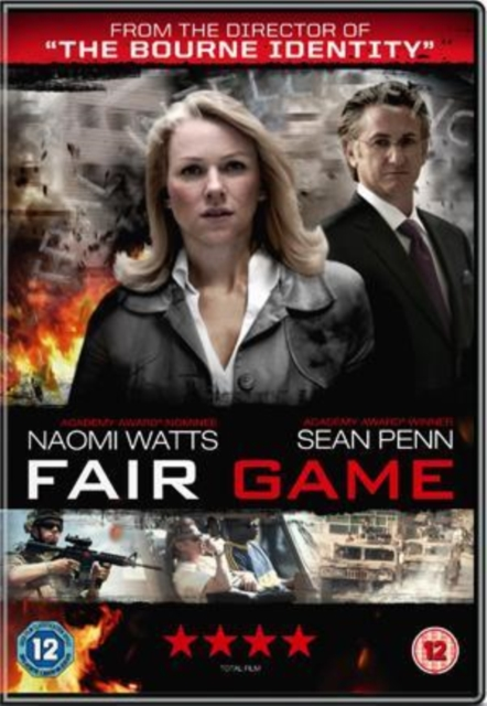 Fair Game (Doug Liman) (DVD)