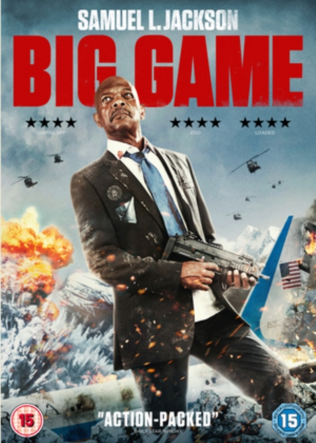 Big Game (Jalmari Helander) (DVD)