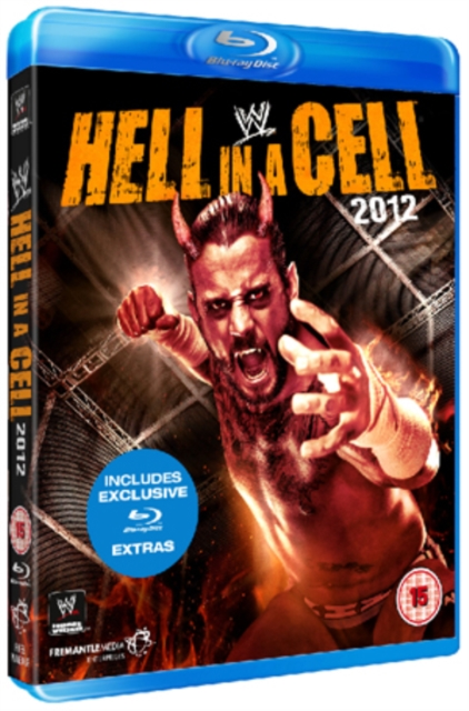 WWE: Hell in a Cell 2012 (Blu-ray)
