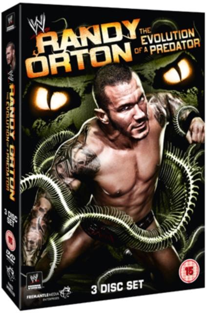 WWE: Randy Orton - The Evolution of a Predator (DVD / Box Set)