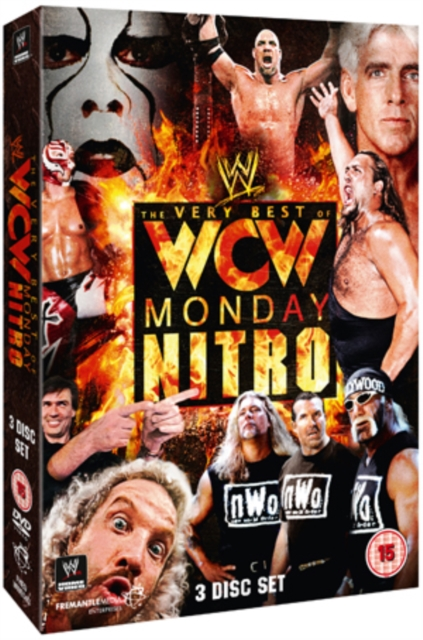WWE: The Very Best of WCW Monday Nitro (DVD / Box Set)