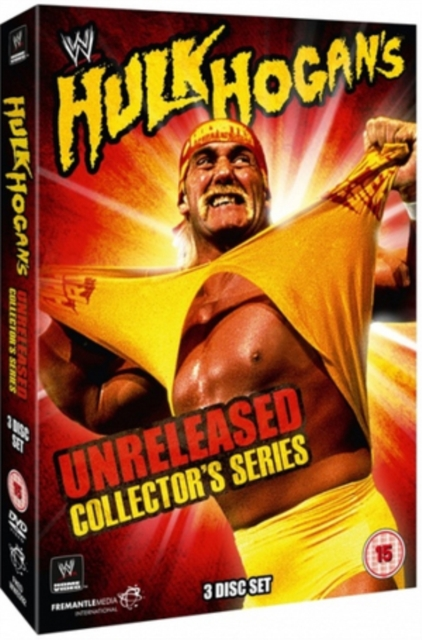 WWE: Hulk Hogan's Unreleased Collector's Series (DVD / Box Set)