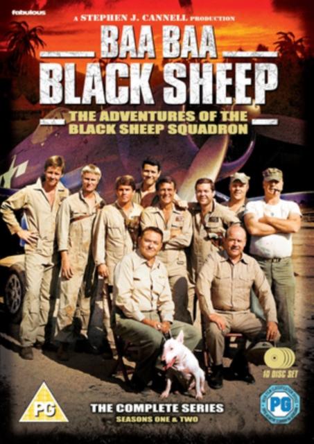 Baa Baa Black Sheep: The Complete Series (DVD / Box Set)