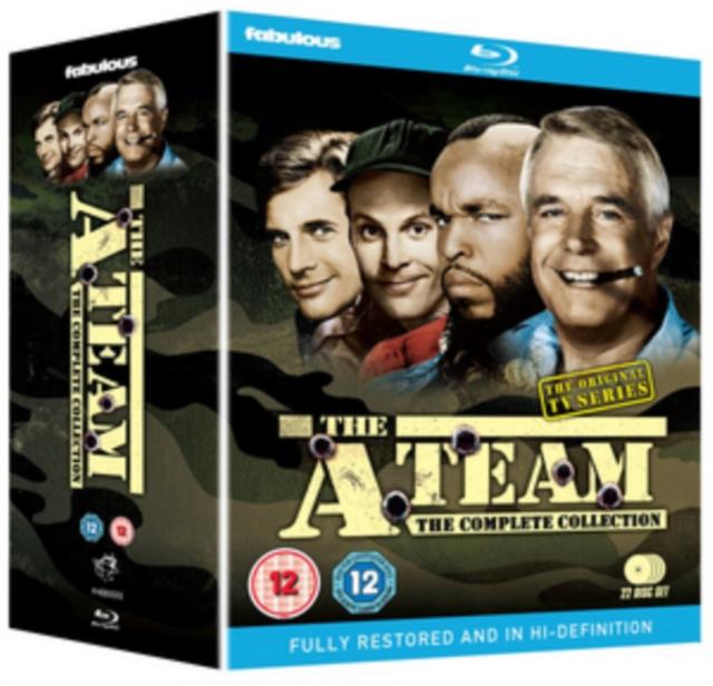 A-Team: Series 1-5 (Blu-ray / Box Set)