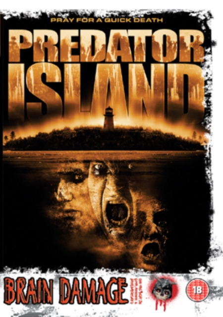 Predator Island (Steven Charles Castle) (DVD)
