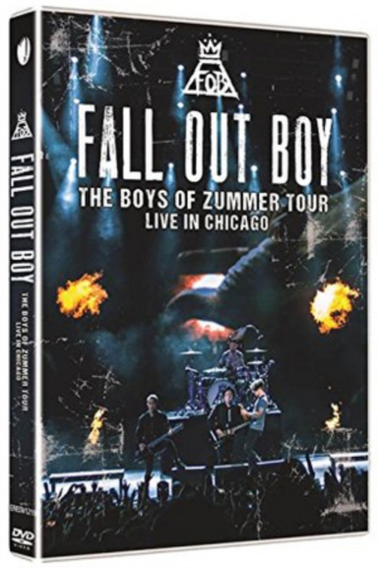 Fall Out Boy: Boys of Zummer - Live in Chicago (DVD)