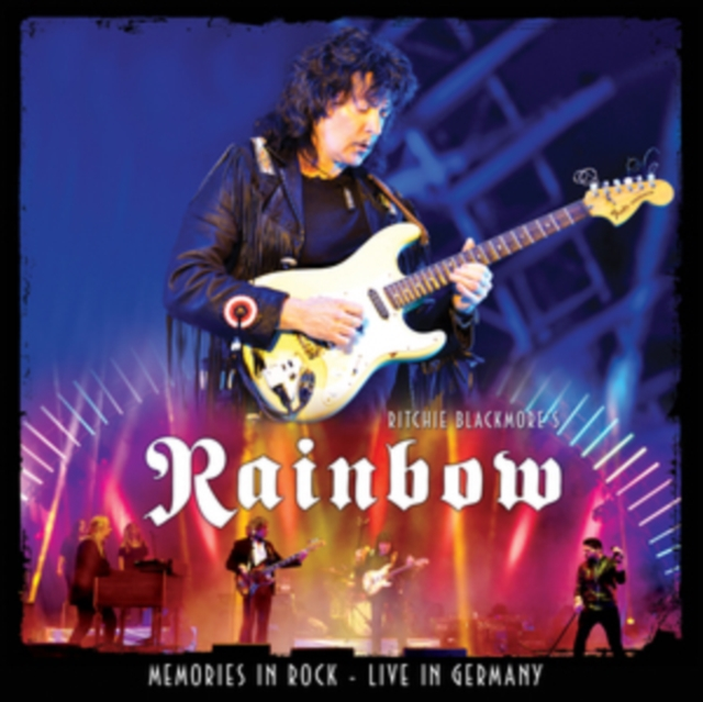 Ritchie Blackmore's Rainbow: Memories in Rock - Live in Germany (DVD / Deluxe Edition with Blu-ray + CD)