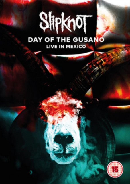 Slipknot: Day of the Gusano - Live in Mexico (DVD / NTSC Version)