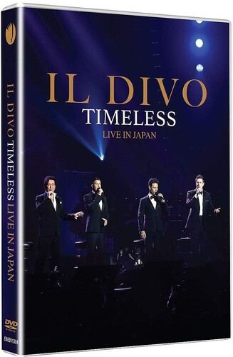 Il Divo: Timeless - Live in Japan (DVD / NTSC Version)