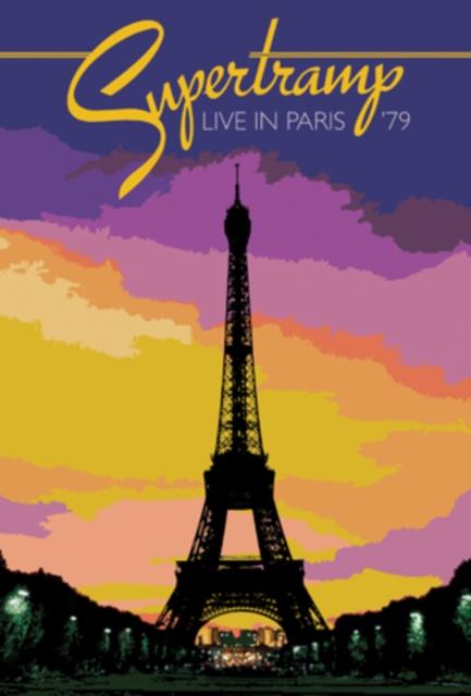 Supertramp: Live in Paris '79 (DVD)