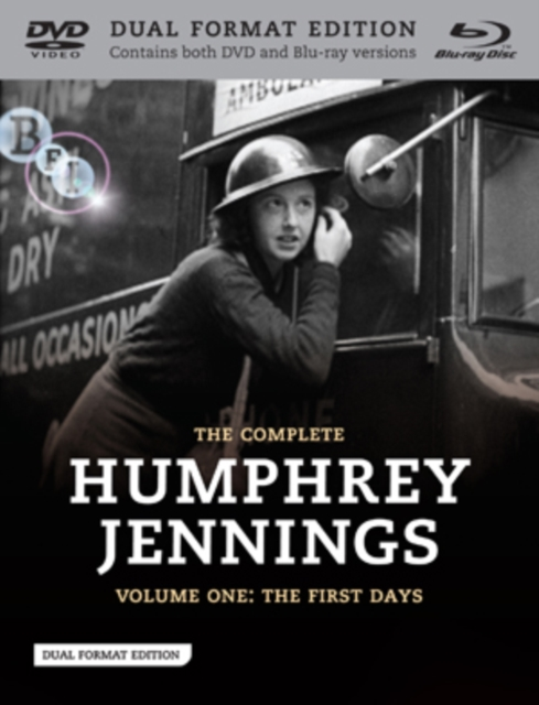 Complete Humphrey Jennings: Volume 1 - The First Days (Humphrey Jennings;Pat Jackson;Harry Watt;) (D