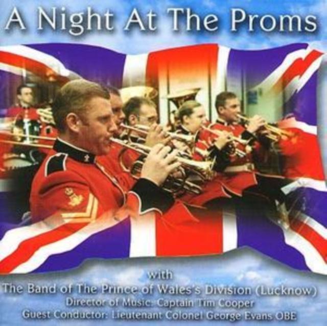 A Night at the Proms (CD / Album)