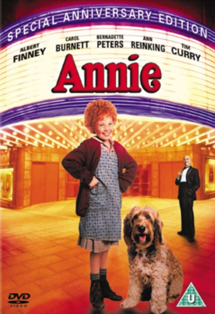 Annie (John Huston) (DVD / Widescreen Special Edition)