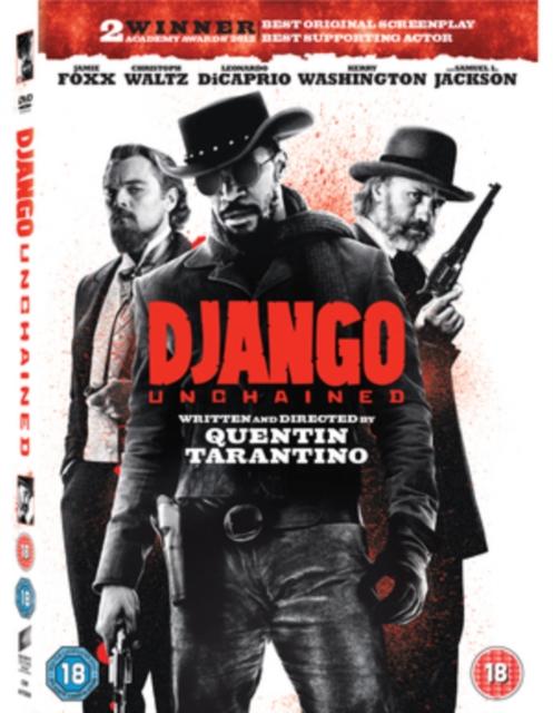 Django Unchained (Quentin Tarantino) (DVD)