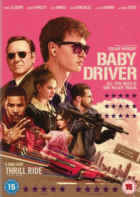 Baby Driver (Edgar Wright) (DVD)
