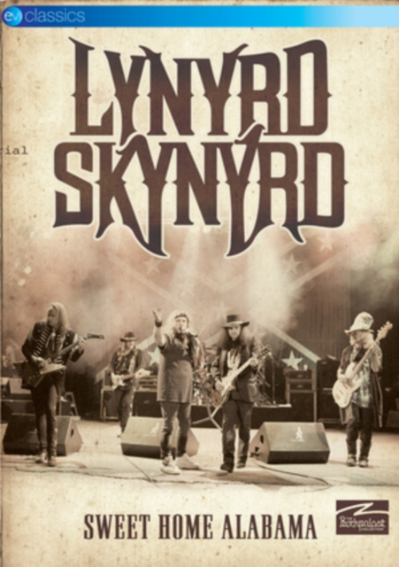 Lynyrd Skynyrd: Sweet Home Alabama (DVD)