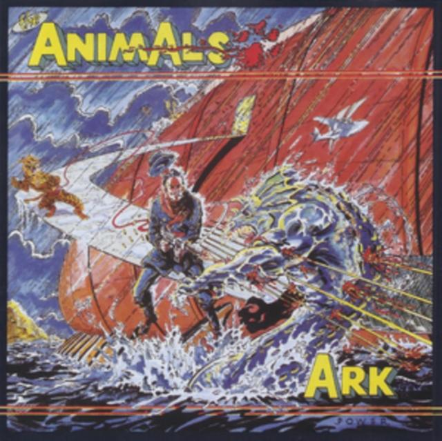Ark (The Animals) (CD / Album)