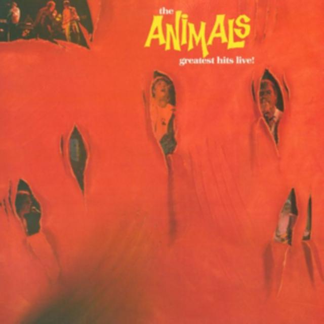 Greatest Hits Live! (The Animals) (CD / Album)