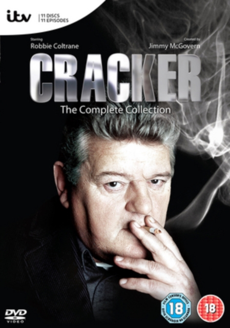 Cracker: The Complete Collection (Michael Winterbottom;Andy Wilson;Simon Cellan Jones;Julian Jarrold