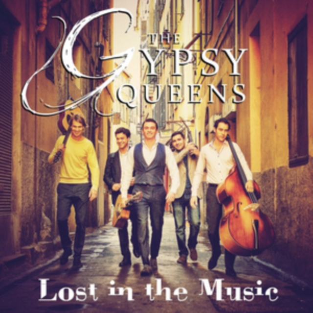 Lost in the Music (The Gypsy Queens) (CD / Album)