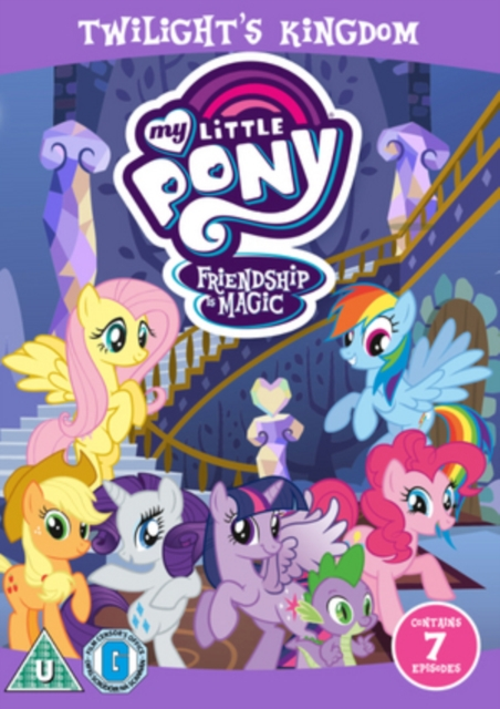 My Little Pony - Friendship Is Magic: Twilight's Kingdom (DVD)