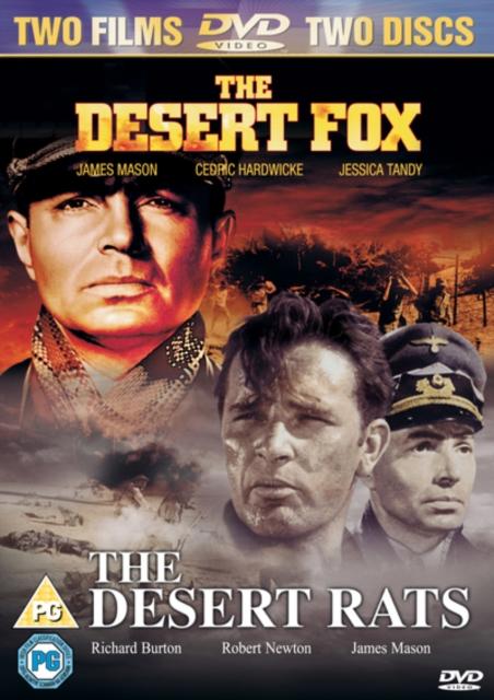 Desert Fox/The Desert Rats (Henry Hathaway;Robert Wise;) (DVD / Box Set)