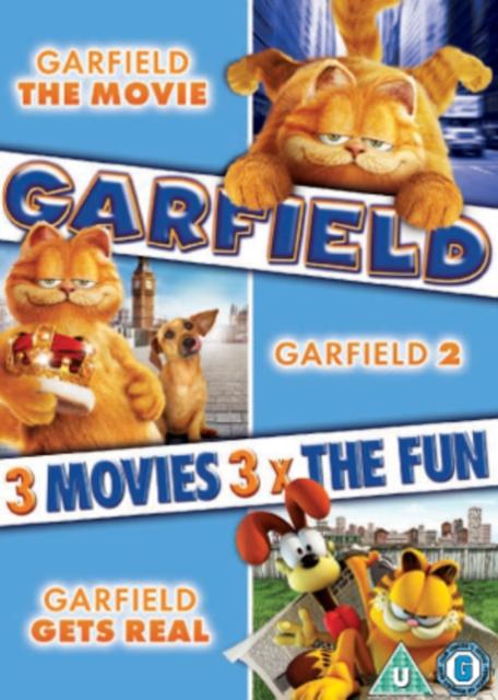 Garfield Collection (Peter Hewitt;Tim Hill;Mark A.Z. Dippe;Kyung Ho Lee;) (DVD)