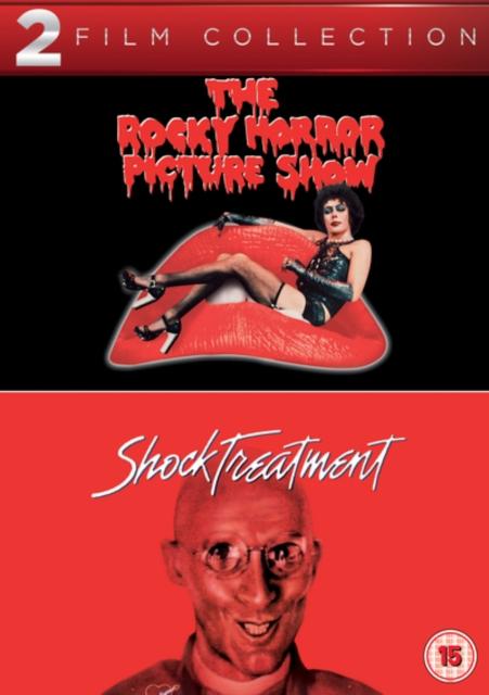 Rocky Horror Picture Show/Shock Treatment (Jim Sharman) (DVD)