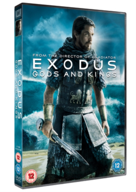 Exodus - Gods and Kings (Ridley Scott) (DVD)