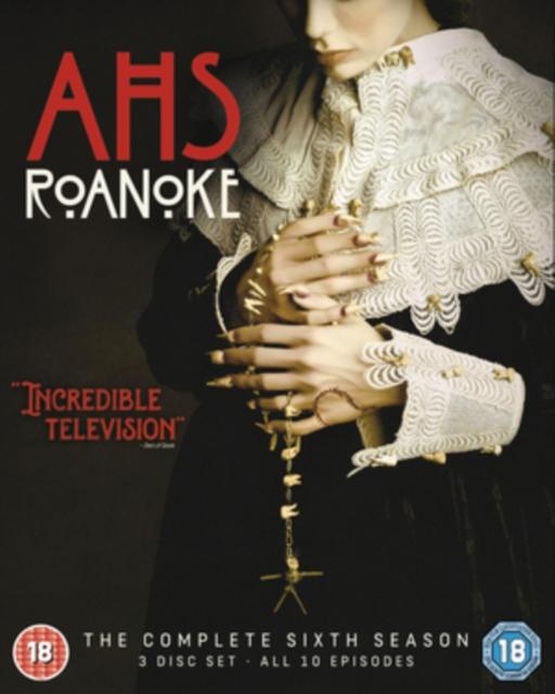 American Horror Story: Season 6 - Roanoke (Blu-ray / with Digital HD UltraViolet Copy)