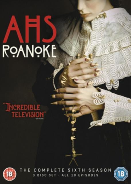 American Horror Story: Season 6 - Roanoke (DVD)