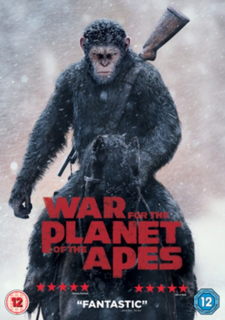 War for the Planet of the Apes (Matt Reeves) (DVD)