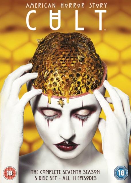 American Horror Story: Cult - The Complete Seventh Season (DVD / Box Set)