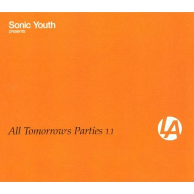 Sonic Youth Presents All Tomorrows Parties 1.1 (CD / Album)