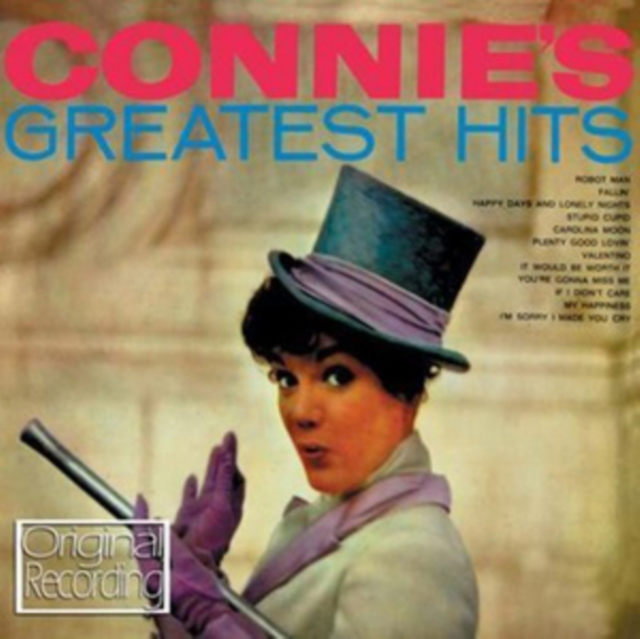 Connie's Greatest Hits (Connie Francis) (CD / Album)