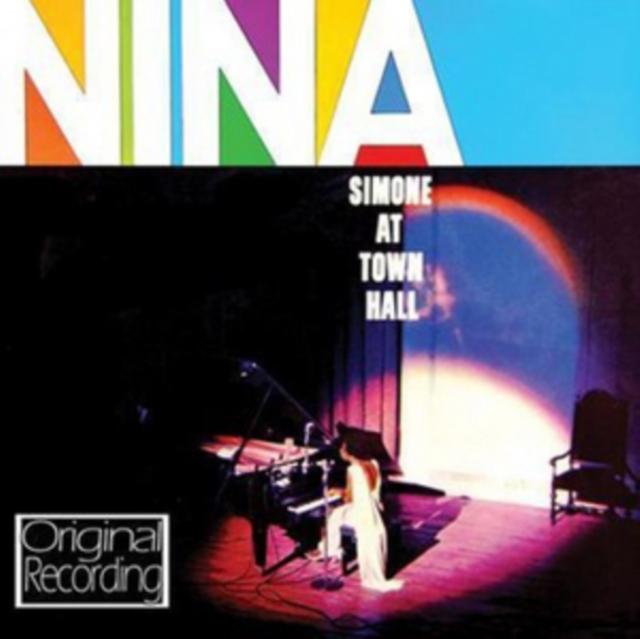 Nina Simone at the Town Hall (Nina Simone) (CD / Album)
