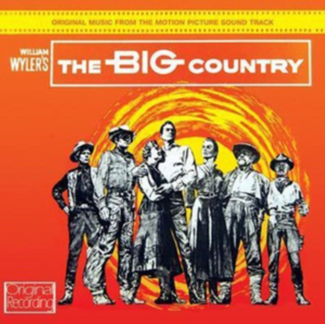 The Big Country (CD / Album)