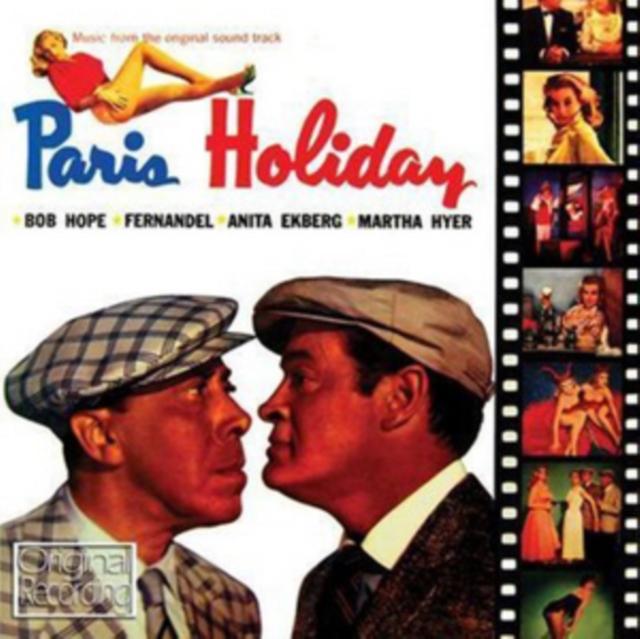 Paris Holiday (CD / Album)