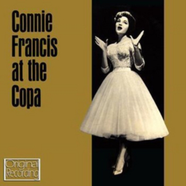Connie Francis at the Copa (Connie Francis) (CD / Album)
