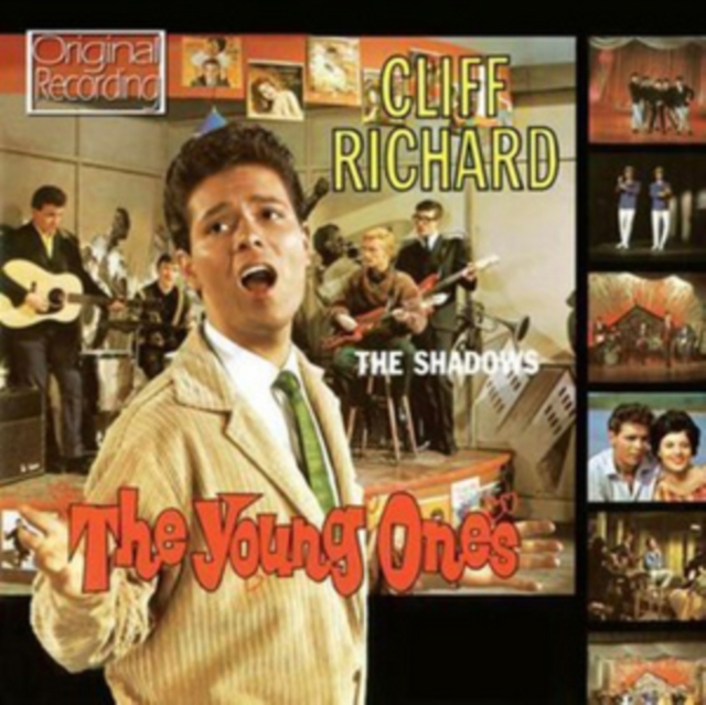 The Young Ones (Cliff Richard and The Shadows) (CD / Album)