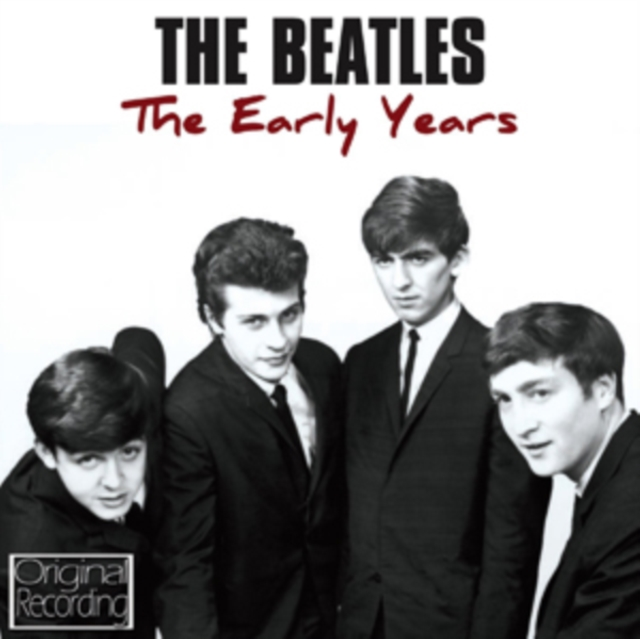 The Early Years (The Beatles) (CD / Album)