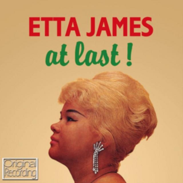 At Last! (Etta James) (CD / Album)