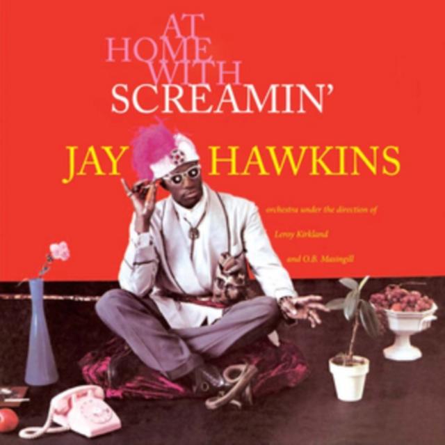 At Home With Screamin' (Screamin' Jay Hawkins) (CD / Album)