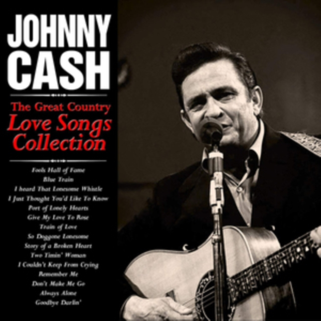 The Great Country Love Songs Collection (Johnny Cash) (CD / Album)