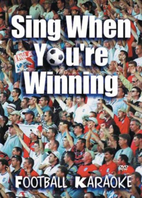 Sing When You're Winning - Football Karaoke (DVD)