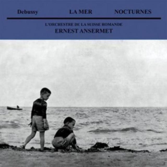 Debussy: La Mer/Nocturnes (CD / Album)