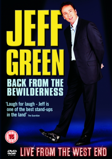 Jeff Green: Live (DVD)